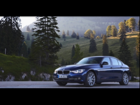 All Model Line Up – 3 Series