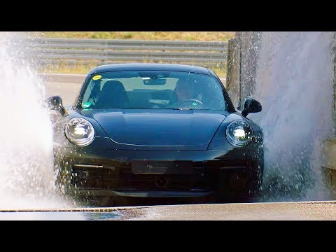 PORSCHE 992 ? Extreme Test and Driving Technologies