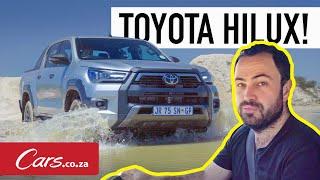Обзор Toyota Hilux Legend RS 2020 года - значительное обновление