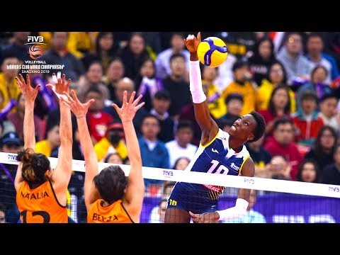 Fabulous Egonu brings Imoco the victory! | Top Scorer | Women's Volleyball Club World Champs 2019