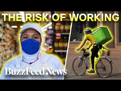 Coronavirus Frontlines: Who Are The Essential Workers Risking Getting Sick?