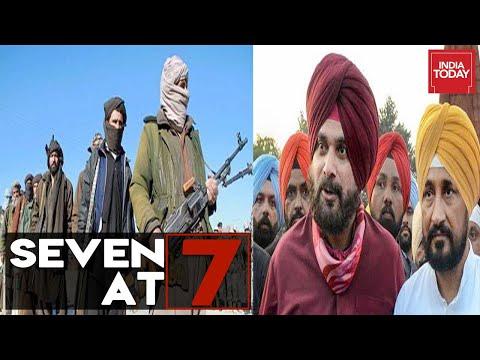 Seven At 7 | Sidhu-CM Channi Broker Peace; U.S. Seeks Probe Into Pakistan's Support To Taliban
