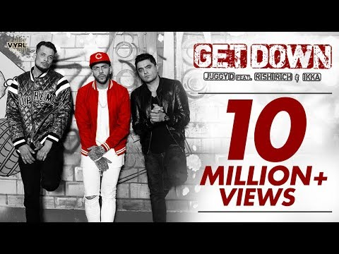 Juggy D-Get Down HD Video Song With Lyrics Mp3 Download