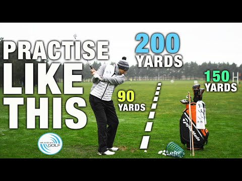 The BEST ways to practise golf! - Winter Golf Series | ME AND MY GOLF