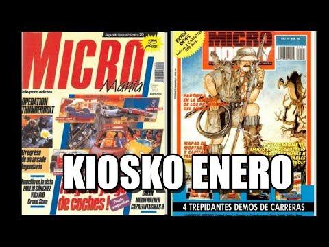 MICROMANIA MICROHOBBY ENERO 1990