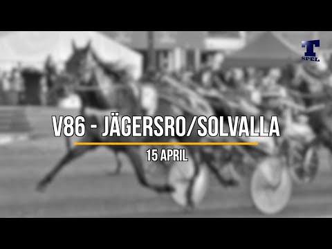 V86 tips - Solvalla/Jägersro 15 april