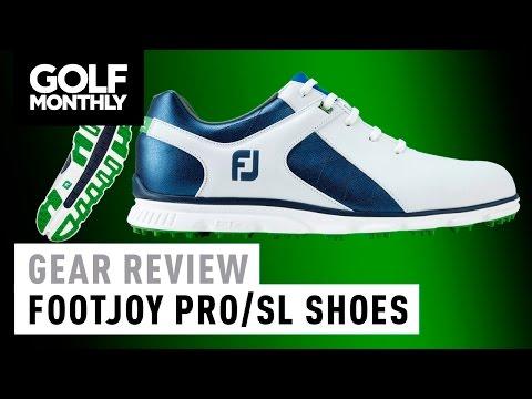 FootJoy Pro/SL Shoe Rev Poster