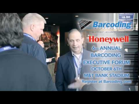 6th Annual Barcoding Executive Forum on TV!