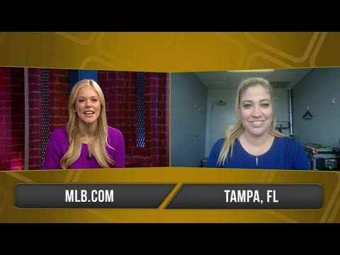12:25 Live with Alexa Datt - 2/22/18: Jordan Romano, Gift Ngoepe and Kevin Pillar join us!