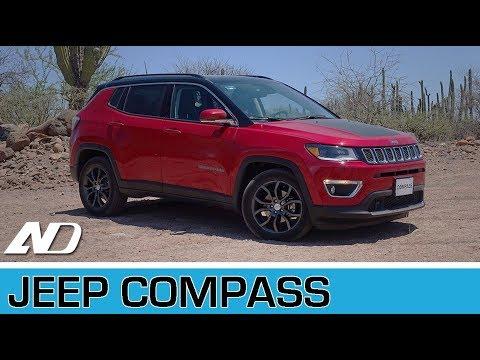 """Jeep Compass - ¿Vale lo que cuesta"""" - Primer Vistazo"""