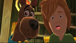Scooby-Doo! First Frights - Episode 1: Walkthrough Part 1 (Nintendo Wii)