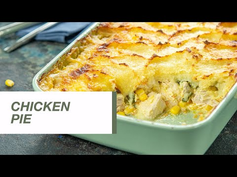Easy Chicken Pie   Food Channel L Recipes