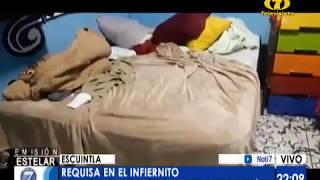 Diversidad de ilícitos incautados en requisa realizada en El Infiernito