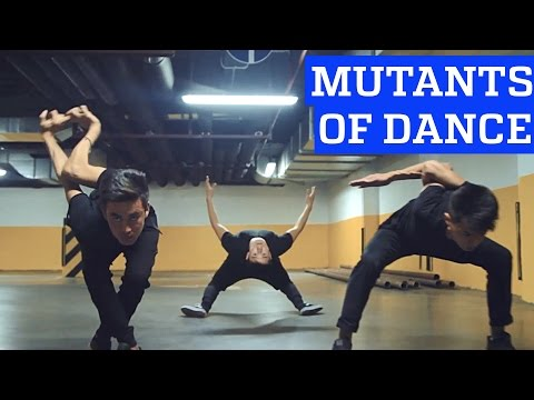 MUTANTS OF DANCE   Amazing Flexible Dancers & Contortionists | PEOPLE ARE AWESOME Poster