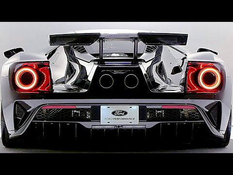 2020 FORD GT Liquid Carbon ?  Even More Gorgeous with More Horsepower