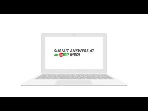 How to submit Answers at amarMP Media desk