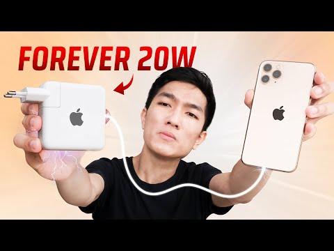 Xiaomi đã có sạc 200W, sao Apple vẫn mãi mãi tuổi 20?