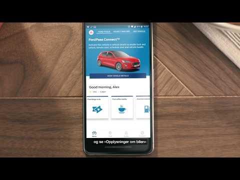 Slik bruker du FordPass-appen: Legg til understellsnummer   Ford Norge