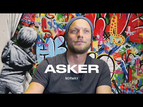 SPRAY with Martin Whatson   Part 1: Asker