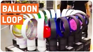 Endless Loop of Balloons | Round and Round and Round