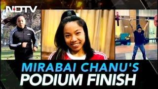 Weightlifter Mirabai Chanu Wins Silver, India's 1st Medal At Tokyo Games - NDTV