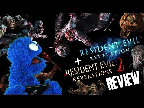 connectYoutube - Resident Evil Revelations 1&2 Review (Switch)  │ Thrill Sandwich