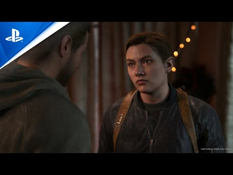 The Last of Us Part II ? Abby Story Trailer | PS4, deutsch