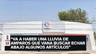 Reforma a la Ley de educación en Puebla