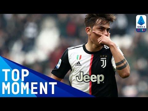 Sensational Free Kick from Paulo Dybala! | Juventus 2-0 brescia | Top Moment | Serie A TIM
