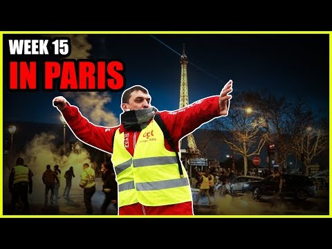 Complete Western Media Blackout! Paris Week 15