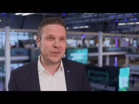 Workplace Hub med Konica Minolta + HPE Ulf Koch Interview