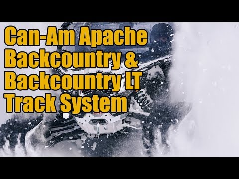 Watch the Can Am Apache Backcountry in Action