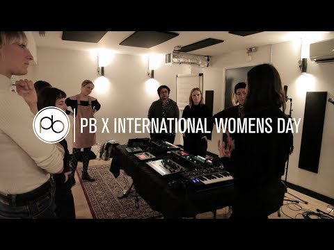 International Women's Day Event at Point Blank in London