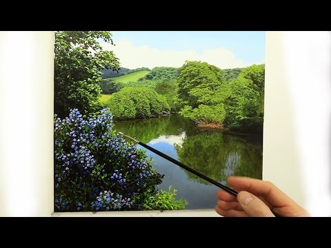 #92 Finishing the painting | Michael James Smith