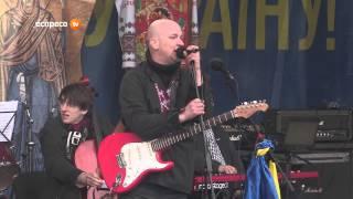 """Выступление группы """"Тарака"""" 09.01.2012 года на майдане, Киев"""