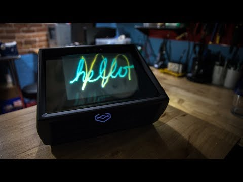 Hands-On with HoloPlayer One Display!