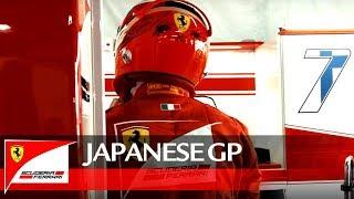 Japanese Grand Prix – Behind the scenes