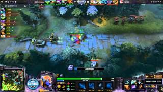 Gerg vs Complexity Game 2 - ESL One New York US Qualifier @GotCowDota