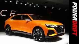Audi Q8 Sport Concept : Geneva Motor Show : PowerDrift