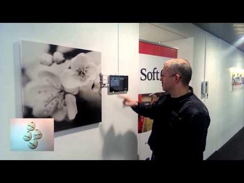 SoftOne Terminaali - Leimauslaite työajan seurantaan