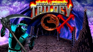 Mortal Kombat Trilogy Extended (Alberto Blaze) -Chameleon- Walkthrough