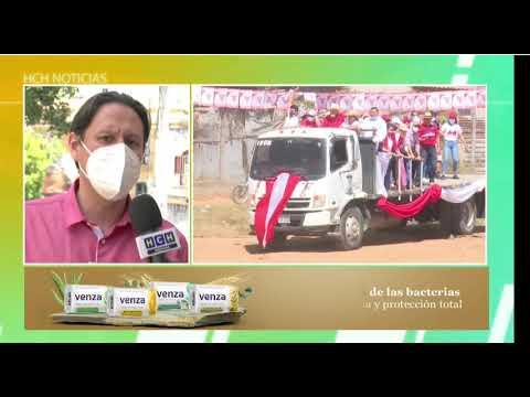 """La candidatura no me la quita nadie"": Eduardo Martell"