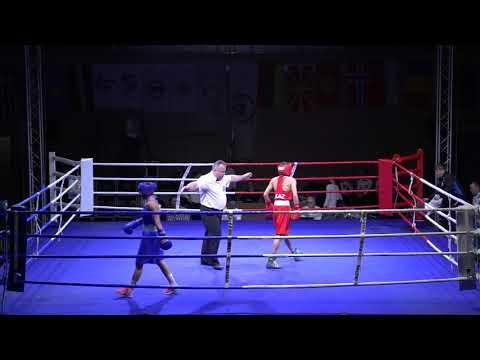 Сербия-2019 финал 46-48 кг Балкибекова-Чумгалакова