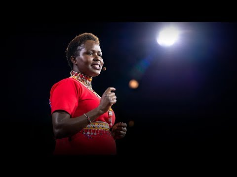 Empower a girl, transform a community | Kakenya Ntaiya