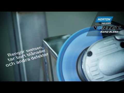 Norton Vortex RapidBlend - Svetskonditionering