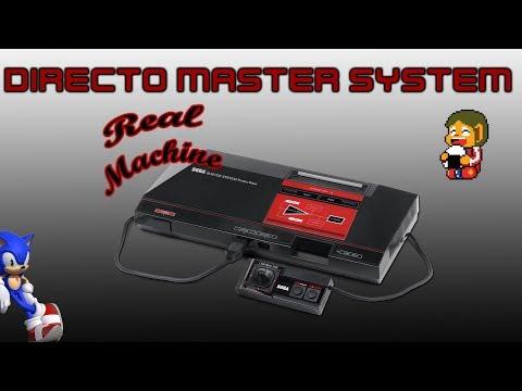 Directo SEGA Master System #1