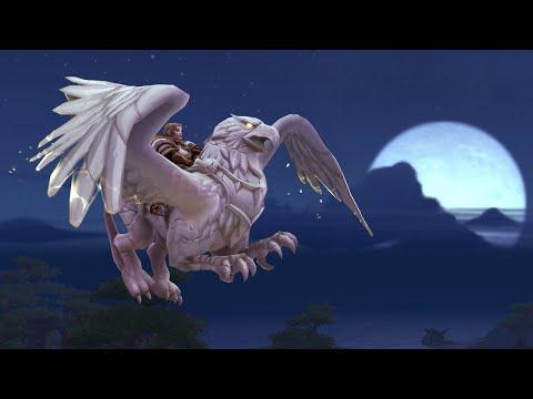 Feiert 15 Jahre World of Warcraft mit den neuen Alabasterreittieren! (DE)