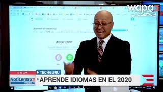 Tech Guru: Clases digitales para aprender otros idiomas