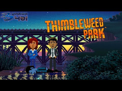 Thimbleweed Park (2017)(Terrible Toybox)(PC) | Parte 1 | Longplay