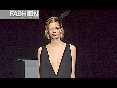 TOMASO STEFANELLI Fall 2004 2005 Milan - Fashion Channel